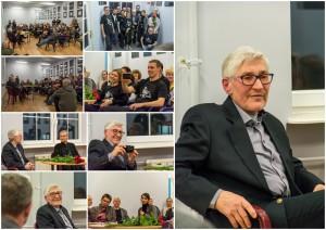 fot. Adam Mikiciuk - wernisaż Timm Stütz - Roma à la HCB