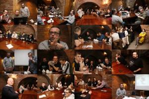 """fot. Adrian Aleksiewicz –2016-04-06 spotkanie STF i konkurs miesiąca """"Odwzorowanie barw w fotografii"""""""
