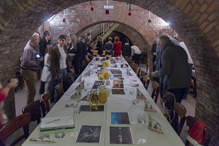 """Konkurs Miesiąca """"Światła Miasta"""" oraz kolacja wigilijna STF"""