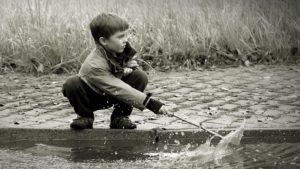"""fot. Bogusław (Bodek) Macal – """"Po deszczu..."""" miejsce II"""
