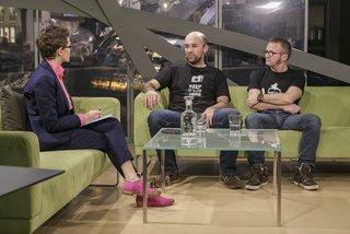 TV Pomerania – fotografowanie aparatem komórkowym