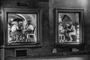 """fot. Małgorzata Chomont (ZTF) - """"Fotografia uliczna"""" - 3 miejsce"""