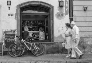 """fot. Małgorzata Chomont (ZTF) - """"Fotografia uliczna"""" - 2 miejsce"""