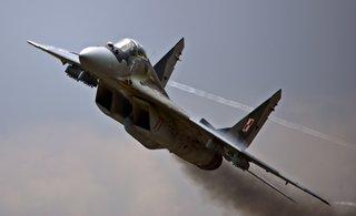 Spotkanie z MiG-ami - Mirosławiec