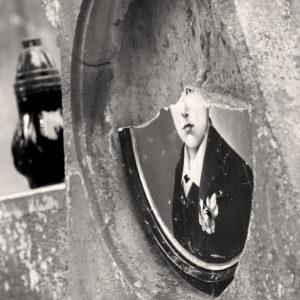"""fot. Bogusz Borkowski (z inspiracji An) –""""Portret"""" – 1 miejsce"""