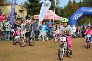 Rowerowe Dni Szczecina (8 edycja) - wyścig kolarski dla dzieci i młodzieży