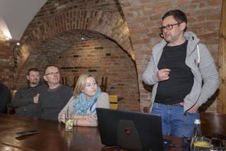 Spotkanie ze szczecińskim fotografem przyrody Przemysławem Wójcikiem