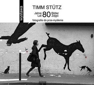 Jubileuszowa wystawa Timma Stütza w Książnicy Szczecińskiej