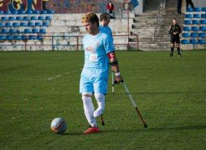 fot.: Marta Teszner - Turniej Ampfutbol 24.10.2015r.