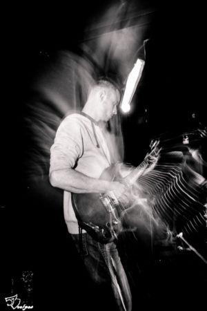 fot. Piotr Lis - Rusty gitara