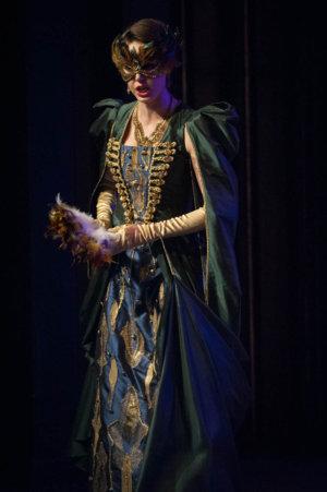 fot. Piotr Wolski - Zemsta Nietoerza - Opera na Zamku - Szczecin
