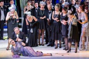 fot. Adam Mikiciuk - Traviata - Giuseppe Verdi - Opera na Zamku - Szczecin