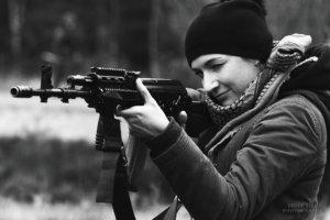 """fot. Piotr Biel - """"Poligon"""""""