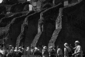 """fot. Timm Stütz - Colloseum - """"Roma à la HCB"""""""