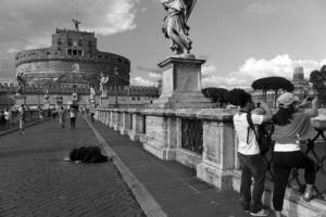 """fot. Timm Stütz - Engelsburg - """"Roma à la HCB"""""""