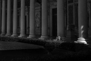 """fot. Timm Stütz - St. Paolo- """"Roma à la HCB"""""""