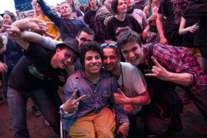 fot. Denis Siejtbatalow - Przystanek Woodstock 2016