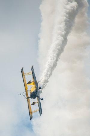 fot. Piotr Wolski - Aerofastival w Poznaniu