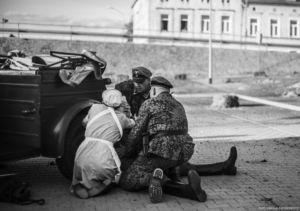"""fot. Emilia Lechowicz - """"Orły nad Nijmegen"""" - Gryfino 2016"""