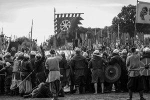 fot. Marta Teszner - XXII Festiwal Słowian i Wikingów