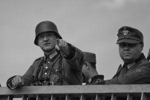 """fot. Bogusław """"Bodek"""" Macal - """"Orły nad Nijmegen"""" - Gryfino 2016"""