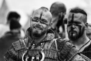 fot. Bogusław (Bodek) Macal - XXII Festiwal Słowian i Wikingów