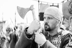 fot. Piotr Lis - XXII Festiwal Słowian i Wikingów