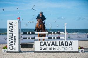 fot. Piotr Wolski - Cavaliada Summer Jumping