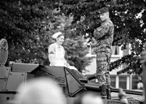 """fot. Katarzyna Zalewska - """"Orły nad Nijmegen"""" - Gryfino 2016"""