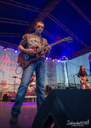 """fot. Katarzyna Zalewska - Zespół """"Rusty Chain"""""""