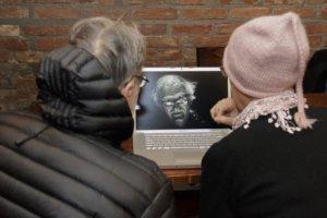 """fot. Adrian Aleksiewicz - Spotkanie STF """"Przegląd portfolio"""""""