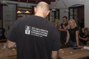 fot. Bodek Macal - konkurs podczas spotkania ZTF i STF